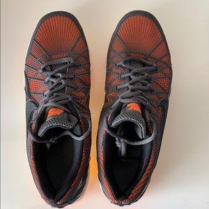 Nike Air Max 2018 charcoal/orange US12